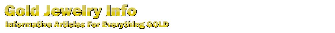 Gold Jewelry Info