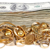Cash for Gold at Gold Parties